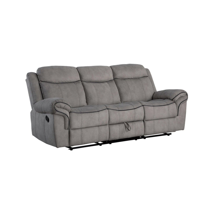 Zubaida Sofa with USB Dock & Console(Motion)-Sofa-ACME-55025-ModLux_Living_furniture