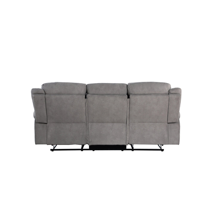 Zubaida Sofa with USB Dock & Console(Motion)-Sofa-ACME-ModLux_Living_furniture