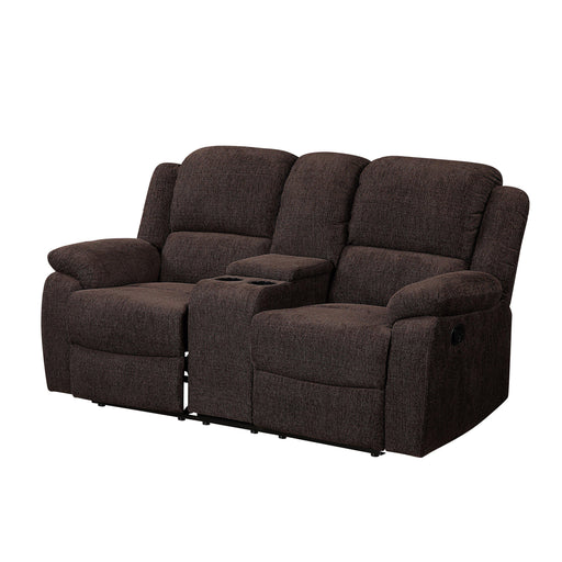 Madden Loveseat with Console (Motion)-Loveseat-ACME-55446-ModLux_Living_furniture