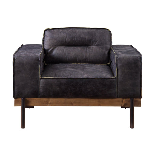 Silchester Top Grain Leather Chair-Accent Chair-ACME-ModLux_Living_furniture