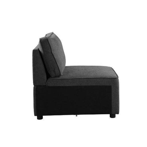 Silvester Modular Armless Chair-Sectional-ACME-56873-ModLux_Living_furniture