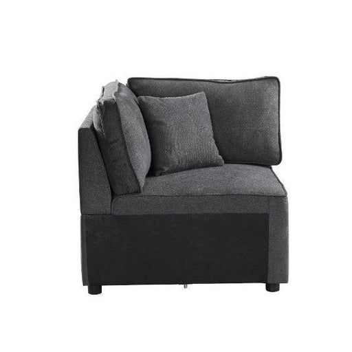 Silvester Modular Wedge with Pillow-Sectional-ACME-56874-ModLux_Living_furniture