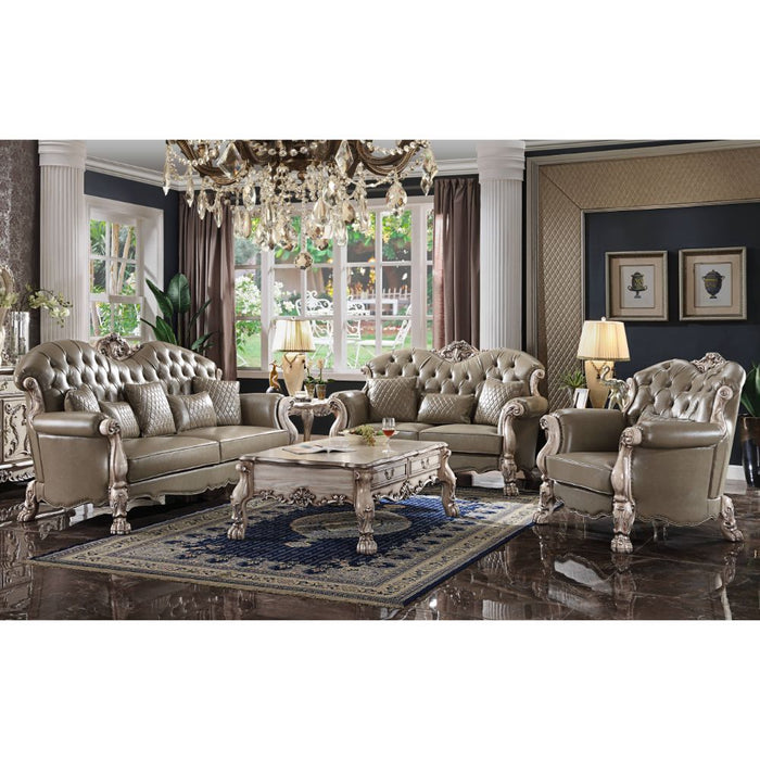 Dresden Sofa with 5 Pillows-Sofa-ACME-ModLux_Living_furniture