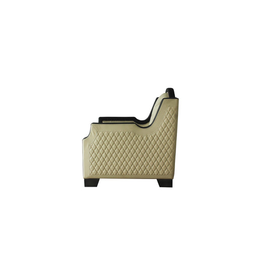 House Beatrice Arm Chair with Pillow-Accent Chair-ACME-ModLux_Living_furniture