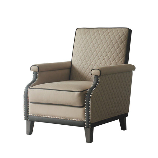 House Beatrice Accent Chair with Pillow-Accent Chair-ACME-58813-ModLux_Living_furniture