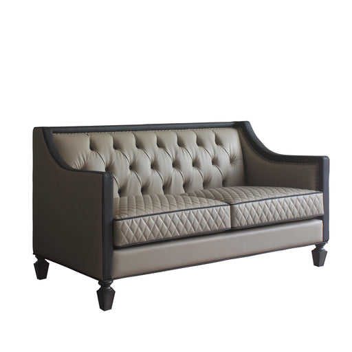 House Beatrice Loveseat with 3 Pillows-Loveseat-ACME-58816-ModLux_Living_furniture
