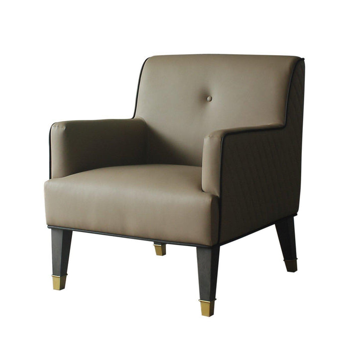 House Beatrice Accent Chair with Pillow-Accent Chair-ACME-58818-ModLux_Living_furniture