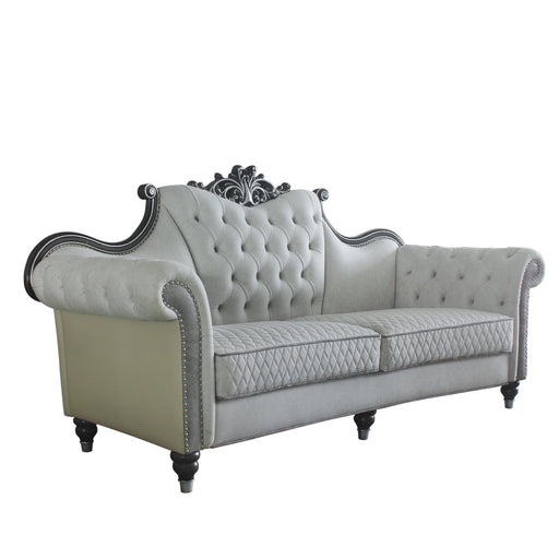 House Delphine Sofa with 5 Pillows-Sofa-ACME-58830-ModLux_Living_furniture