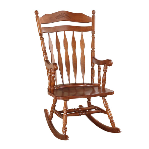 Kloris Rocking Chair (Design 1)-Rocking Chair-ACME-59209-ModLux_Living_furniture