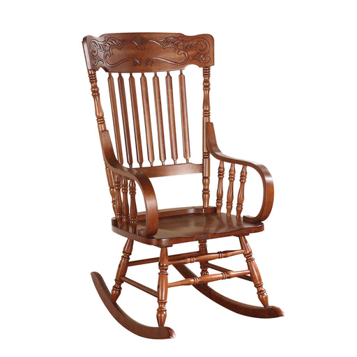 Kloris Rocking Chair (Design 2)-Rocking Chair-ACME-59210-ModLux_Living_furniture