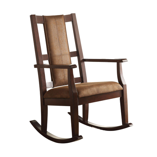 Butsea Rocking Chair-Rocking Chair-ACME-59378-ModLux_Living_furniture
