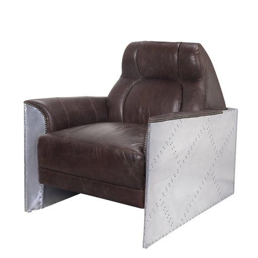 Brancaster Accent Chair (Style 2)-Accent Chair-ACME-59715-ModLux_Living_furniture