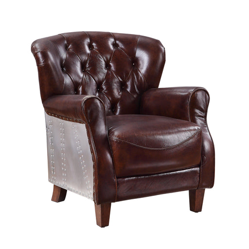 Brancaster Accent Chair (Style 1)-Accent Chair-ACME-59830-ModLux_Living_furniture