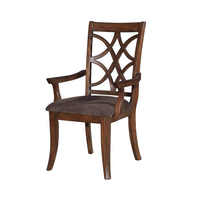 Keenan Arm Chair (Set-2)-Dining Chair-ACME-60258-ModLux_Living_furniture