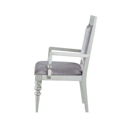 Maverick Arm Chair (Set-2)-Dining Chair-ACME-61803-ModLux_Living_furniture