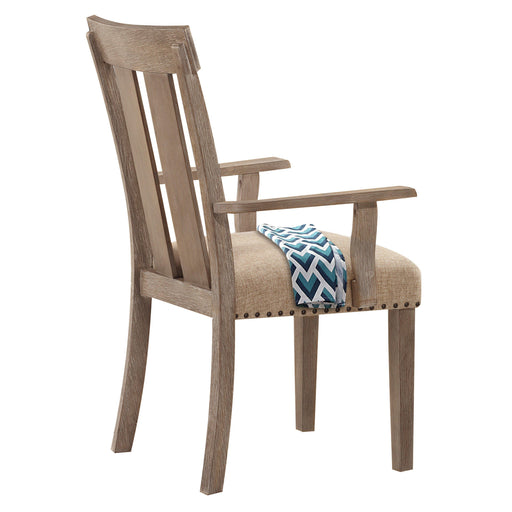 Nathaniel Arm Chair (Set-2)-Dining Chair-ACME-62333-ModLux_Living_furniture