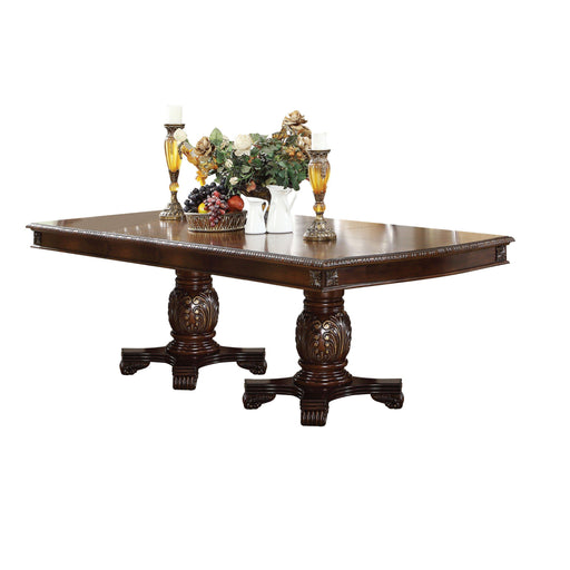 Chateau De Ville Dining Table with Double Pedestal-Dining Table-ACME-ModLux_Living_furniture