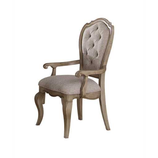 Chelmsford Arm Chair (Set-2)-Dining Chair-ACME-66053-ModLux_Living_furniture