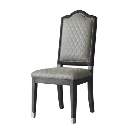 House Beatrice Side Chair (Set-2)-Dining Chair-ACME-68812-ModLux_Living_furniture