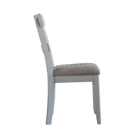 House Marchese Side Chair (Set-2)-Dining Chair-ACME-68862-ModLux_Living_furniture