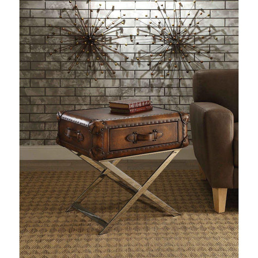 Aberdeen End Table (Style 2)-End Table-ACME-83556-ModLux_Living_furniture