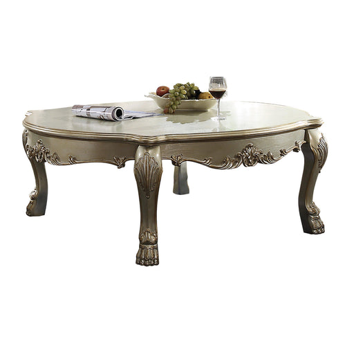 Dresden II Coffee Table (Bowed)-Coffee Table-ACME-84875-ModLux_Living_furniture