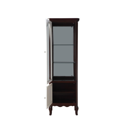 Mathias Curio (Single Door)-Vitrine-ACME-91232-ModLux_Living_furniture