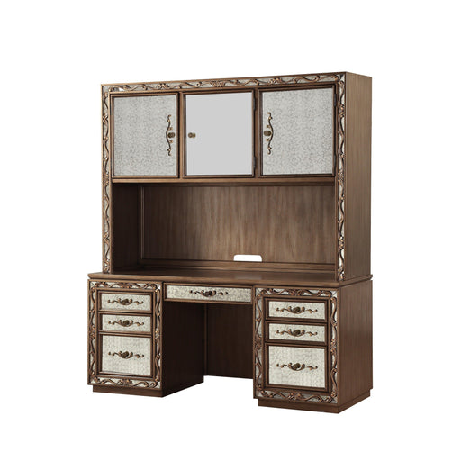 Orianne Computer Desk & Hutch-Desk-ACME-93790-ModLux_Living_furniture