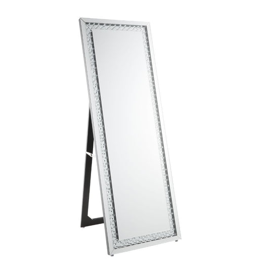 Nysa Accent Mirror (Floor)-Mirror-ACME-97025-ModLux_Living_furniture