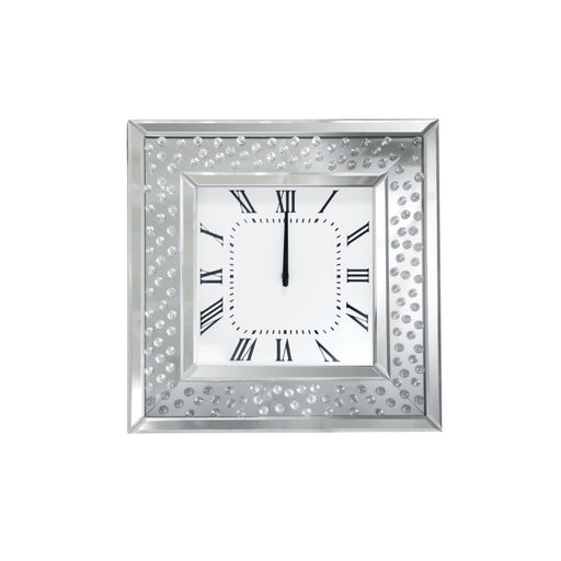 Nysa Wall Clock-Clocks-ACME-97394-ModLux_Living_furniture