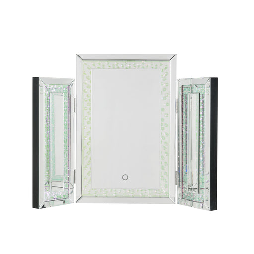 Nysa Accent Decor with LED-Mirror-ACME-97732-ModLux_Living_furniture