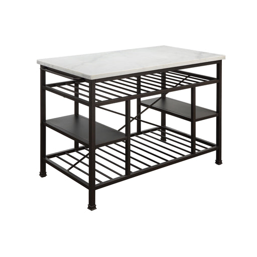 Lanzo Kitchen Island (Counter)-Island-ACME-98400-ModLux_Living_furniture