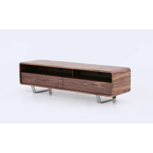 Greenwich TV Base in Walnut-Entertainment Center-J&M-18549-ModLux_Living_furniture