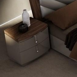 Napa Night Stand-Nightstand-J&M-18214-NS-ModLux_Living_furniture