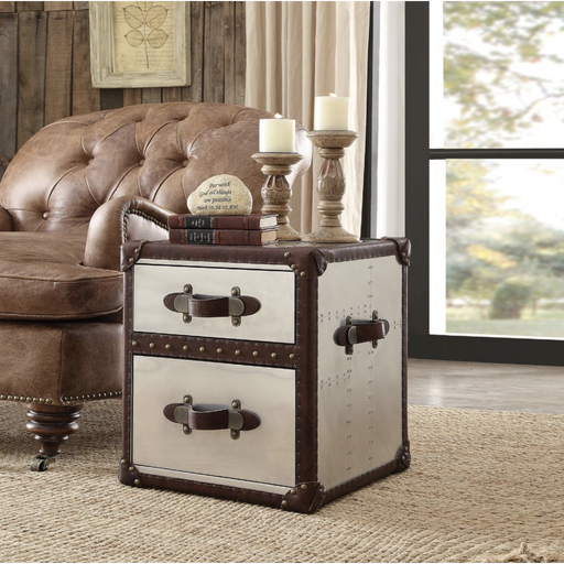 Aberdeen End Table (Style 1)-End Table-ACME-82292-ModLux_Living_furniture