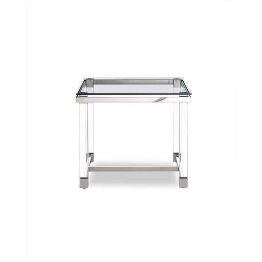Brianna Side Table-Side Table-Whiteline-ST1456-ModLux_Living_furniture