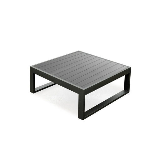 Caden Indoor/Outdoor Coffee Table-Outdoor Coffee Table-Whiteline-CT1681-GRY-ModLux_Living_furniture