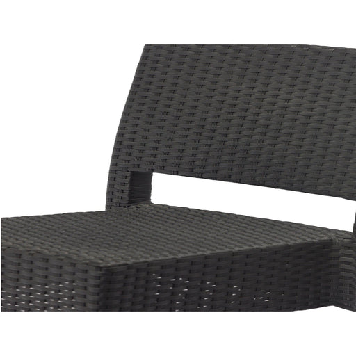 Jackson Outdoor Collection-Outdoor Set-Whiteline-COL1676-BLK-ModLux_Living_furniture