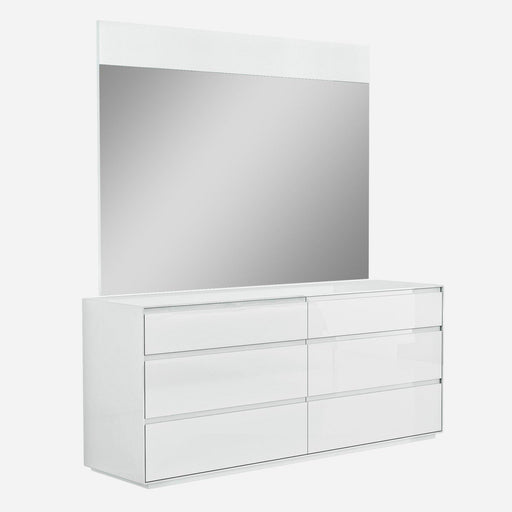 Malibu Dresser-Dresser-Whiteline-ModLux_Living_furniture
