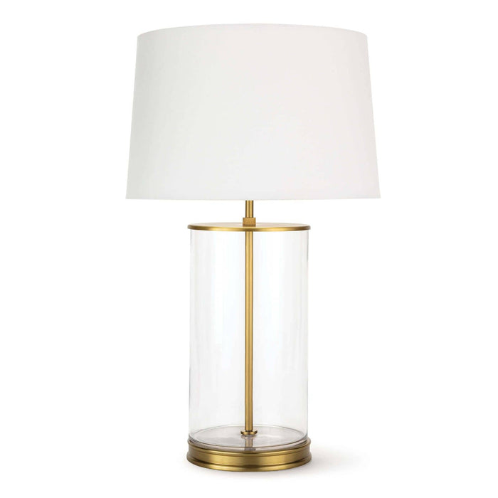 Regina Andrew Magelian Glass Table Lamp-Table Lamp-Regina Andrew-13-1438NB-ModLux_Living_furniture