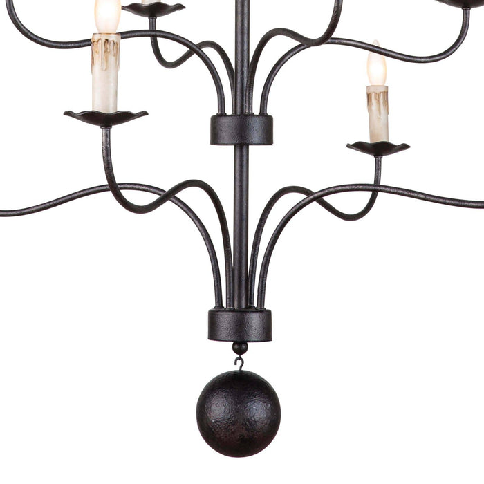 Coastal Living Caden Chandelier-Ceiling Fixtures-Coastal Living-ModLux_Living_furniture