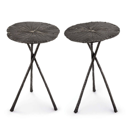Regina Andrew Lotus Table (Small) (Set of 2)-Side Table-Regina Andrew-30-1130DNI-ModLux_Living_furniture