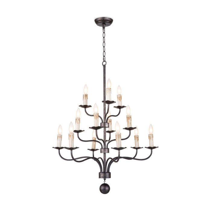 Coastal Living Caden Chandelier-Ceiling Fixtures-Coastal Living-16-1269-ModLux_Living_furniture