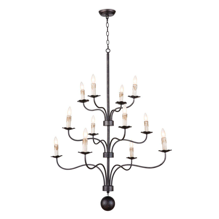 Coastal Living Caden Chandelier-Ceiling Fixtures-Coastal Living-16-1270-ModLux_Living_furniture
