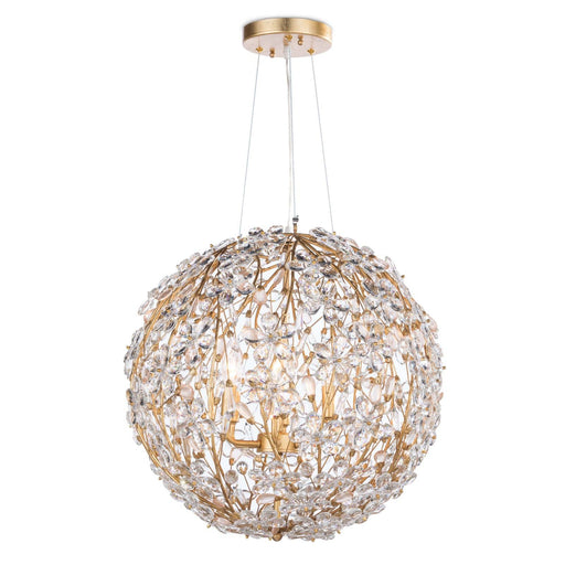 Regina Andrew Cheshire Chandelier (Small)-Ceiling Fixtures-Regina Andrew-16-1184GL-ModLux_Living_furniture
