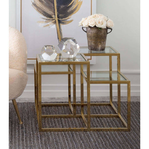 Regina Andrew Astoria Side Table-Side Table-Regina Andrew-ModLux_Living_furniture