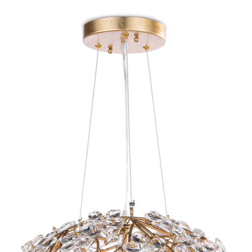 Regina Andrew Cheshire Chandelier (Small)-Ceiling Fixtures-Regina Andrew-ModLux_Living_furniture