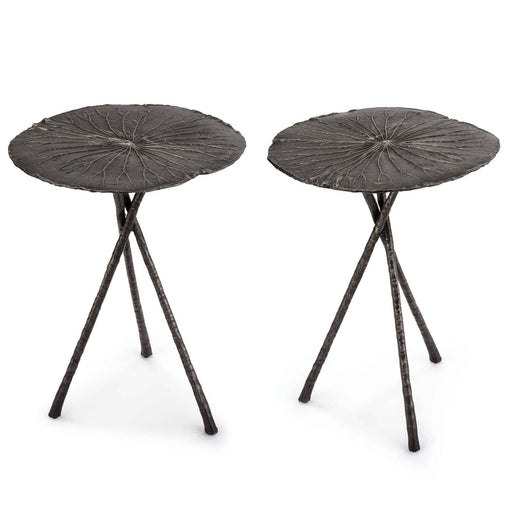 Regina Andrew Lotus Table (Large) (Set of 2)-Side Table-Regina Andrew-30-1129DNI-ModLux_Living_furniture