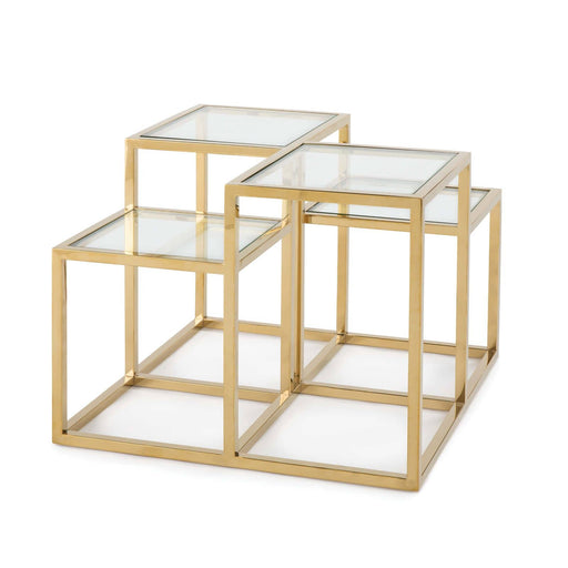 Regina Andrew Astoria Side Table-Side Table-Regina Andrew-30-1062GLD-ModLux_Living_furniture