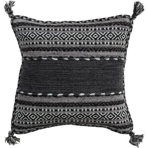 Surya Trenza TZ-001 Pillow Cover-Pillow Cover-Surya-TZ001-1818-ModLux_Living_furniture